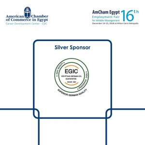 EGIC has the honor to sponsor AmCham Employment Fair