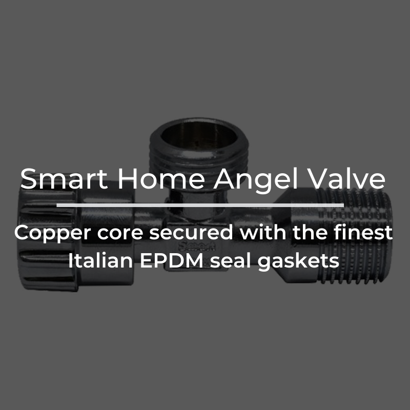 Smart Home Angel Valve