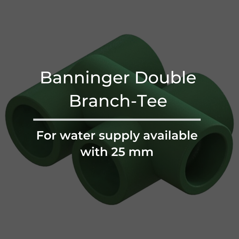 Double branch-Tee